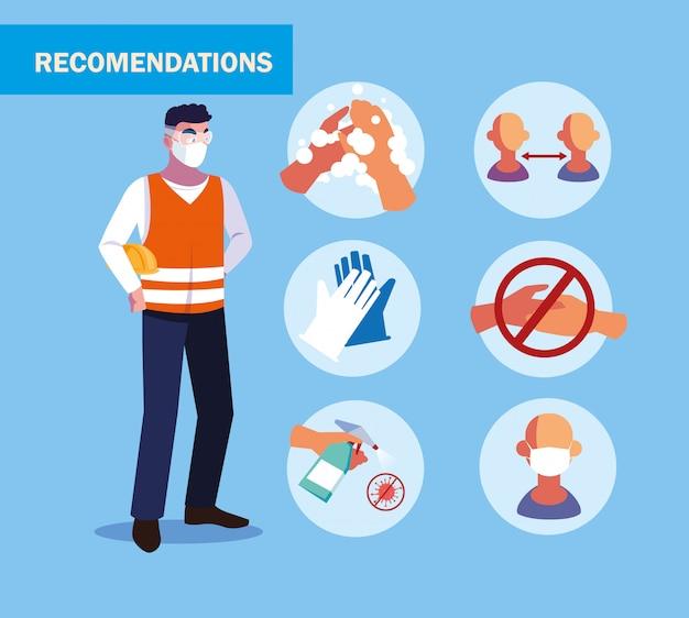 Recommandations pour éviter la convoitise chez un opérateur de l'industrie