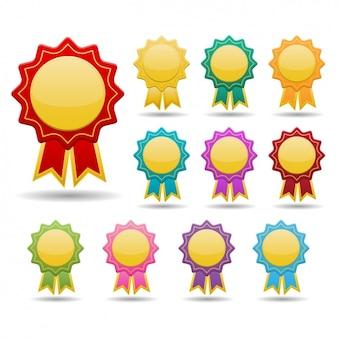 Récompenses couleurs du concours