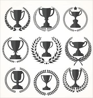 Récompenses et trophées