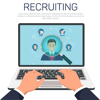 Recruter et rechercher le meilleur candidat