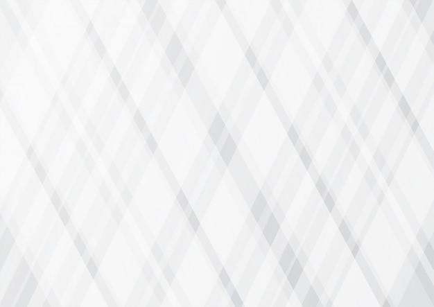 Rectangles translucides abstraits fond de couleur dégradé blanc et gris.