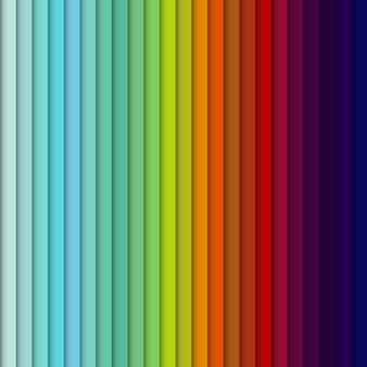 Rectangles verticaux de couleur vive