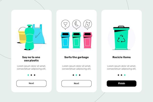 Recycler les écrans des applications d'intégration