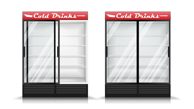 Réfrigérateur réaliste