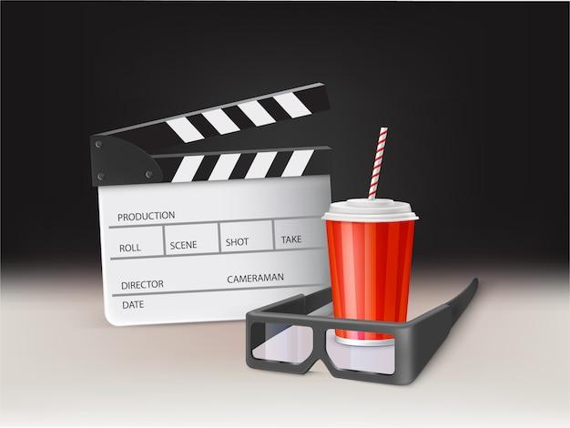 Regarder un film au cinéma r