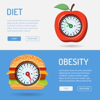 Régime alimentaire et obésité