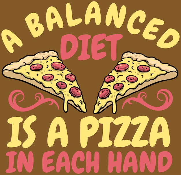 Régime de pizza