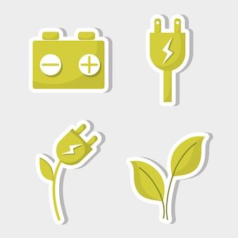Régler la batterie de voiture électrique et la technologie de recharge d'énergie