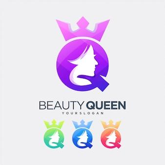 Reine beauté couronne femmes fille cheveux
