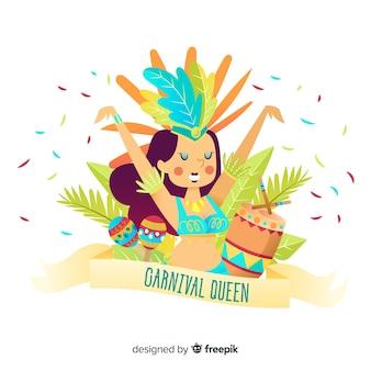 Reine du carnaval