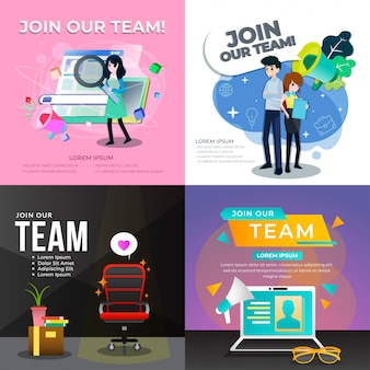 Rejoignez notre équipe illustration