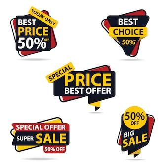 Remise sur la grande vente