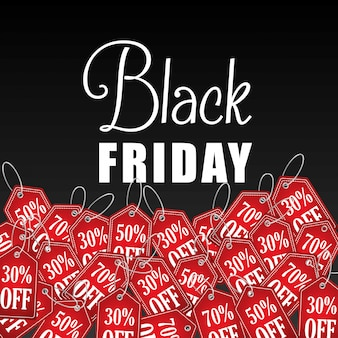 Remises, offres et promotions du vendredi noir.