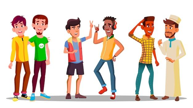 Rencontre internationale des copains de personnages