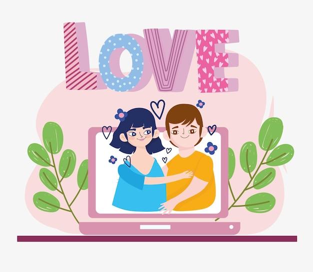 Rencontres de couple par internet