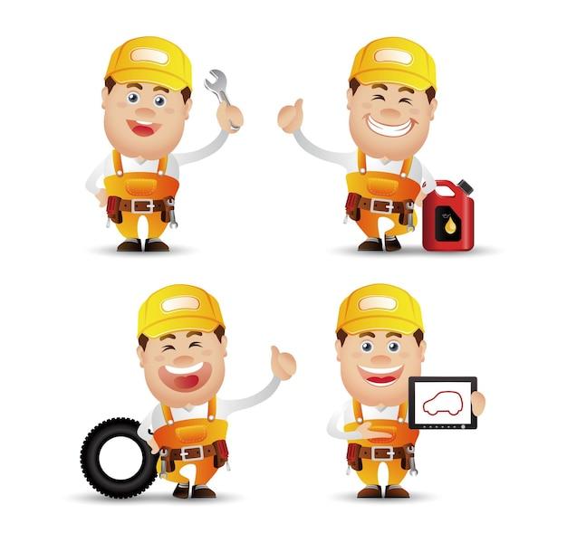 Réparateur professionnel-professionnel