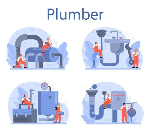 Réparation et nettoyage professionnels des équipements de plomberie et de salle de bain
