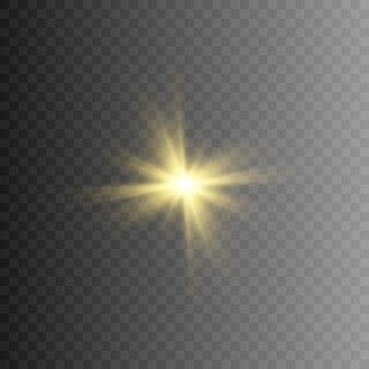 Représente la lumière