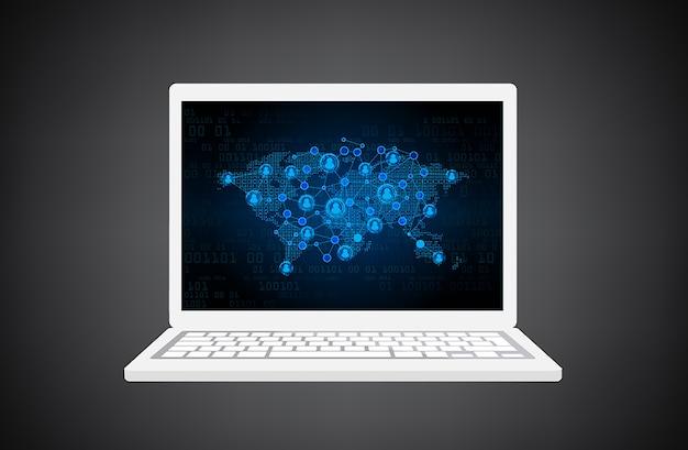 Réseau informatique mondial