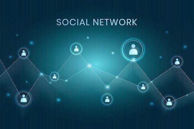 Réseau social décentralisé
