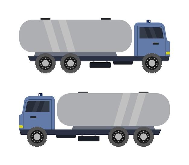 Réservoir de camion