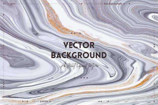 Résine lumineuse art abstrait fond multicolore surface en marbre pierre minérale texture violet orange et bleu mélange de peinture papier peint couleur fluide effet d'écoulement liquide aquarelle acrylique vagues tourbillons
