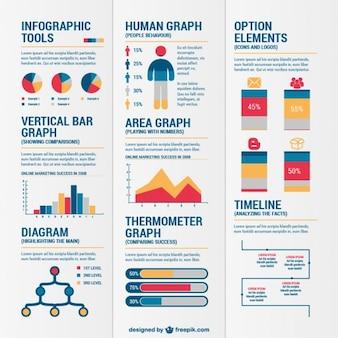 Ressources colorés pour l'infographie