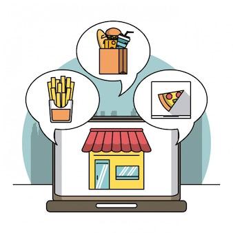 Restaurant et livraison