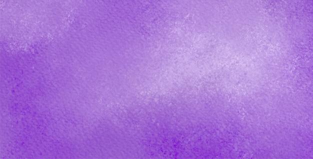 Résumé de l'aquarelle en couleur violette