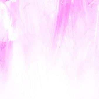 Résumé aquarelle rose rose élégante