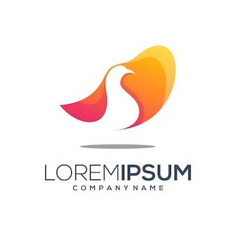 Résumé du logo de canard