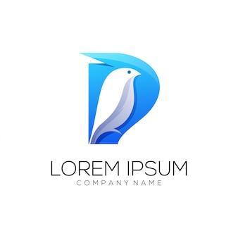 Résumé du logo de l'oiseau