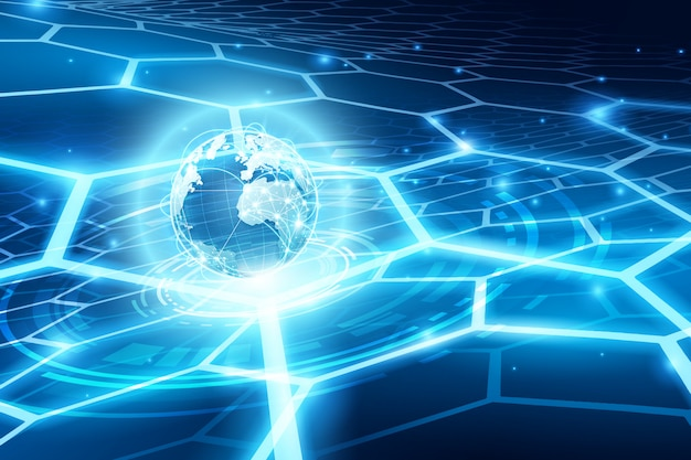 Résumé du réseau mondial