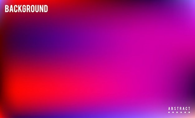 Résumé flou gradient mesh background stock footage.