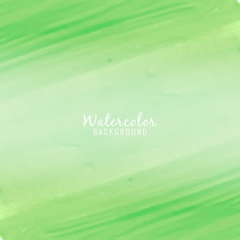 Résumé fond d'écran aquarelle verte