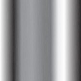 Résumé de fond avec un effet métal brossé