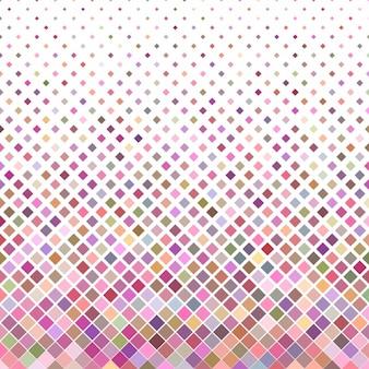 Résumé de fond avec des pixels multicolores
