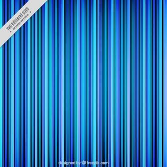Résumé de fond de rayures bleues