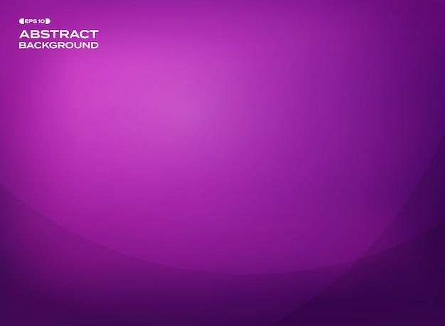 Résumé de fond violet dégradé avec espace de copie.