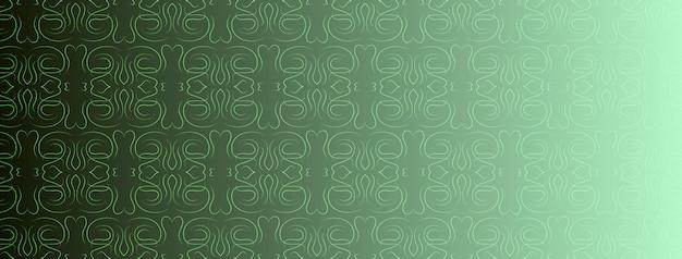 Résumé, formes, géométrique, motif, design, coloré, noir, fond d'écran dégradé menthe