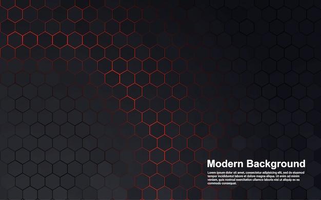 Résumé historique hexagone dimension moderne