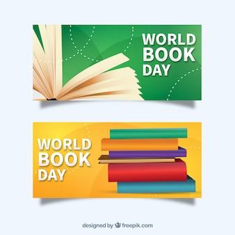 Résumé livres bannières jour