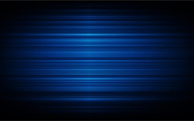 Résumé de lumière bleu foncé