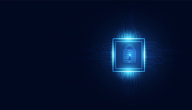 Résumé technologie cyber sécurité carré ai confidentialité