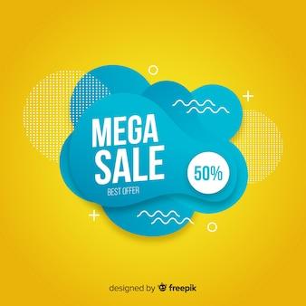 Résumé des ventes méga