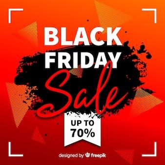 Résumé des ventes vendredi noir