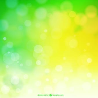 Résumé, vert, arrière-plan flou