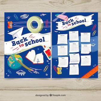 Retour au calendrier de l'espace scolaire