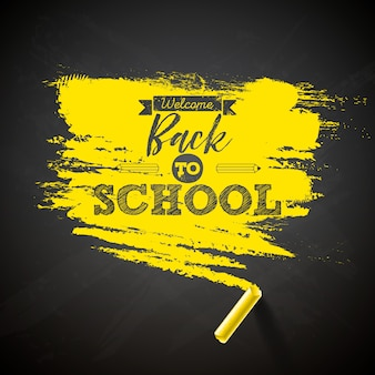 Retour au design de l'école