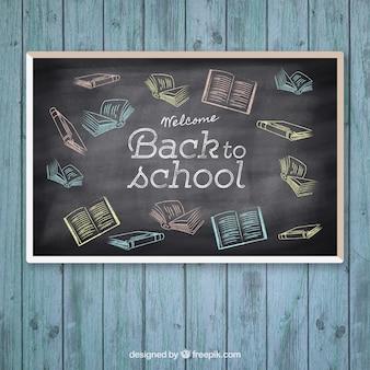 Retour au vecteur paquet école